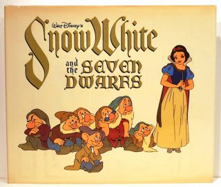 Walt Disney's Snow White and the Seven Dwarfs. Walt Disney