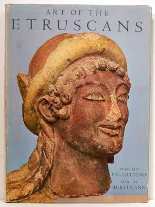 Art of the Etruscans. Massimo Pattottino, H., I. Jucker