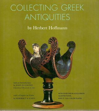 Collecting Greek Antiquities. Herbert Hoffmann