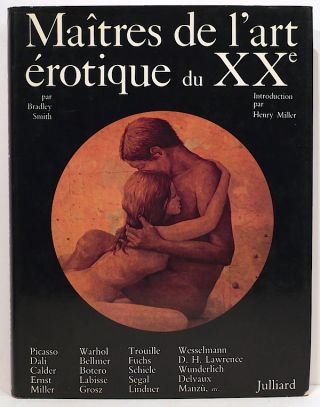 Maitres de L'Art Érotique du XX Siecke. Bradley Smith.