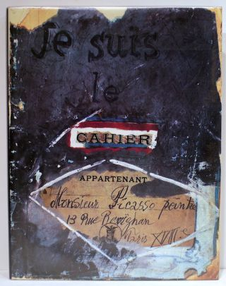 Suis le Cahier; The Sketchbooks of Picasso. Arnold Glimcher, Marc Glimcher