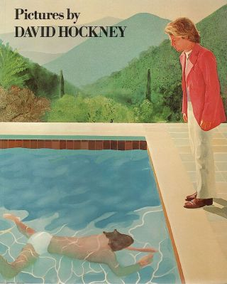 Pictures by David Hockney. Nikos Stangos.