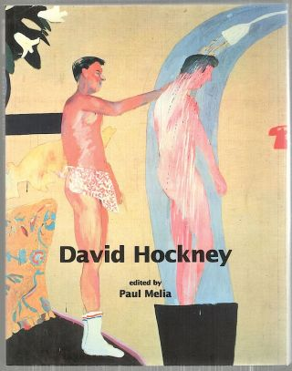 David Hockney. Paul Melia.