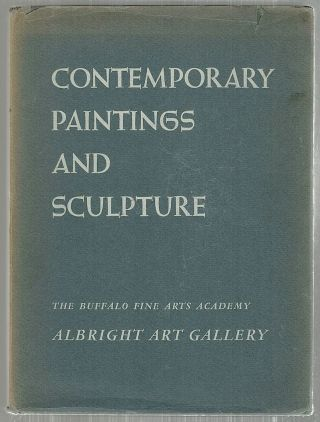 Contemporary Paintings and Sculpture. Andrew C. Ritchie