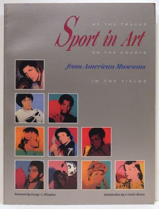 Sport in Art from American Museums. Reilly Rhodes.