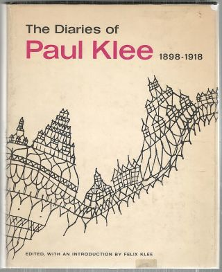Diaries of Paul Klee. Felix Klee