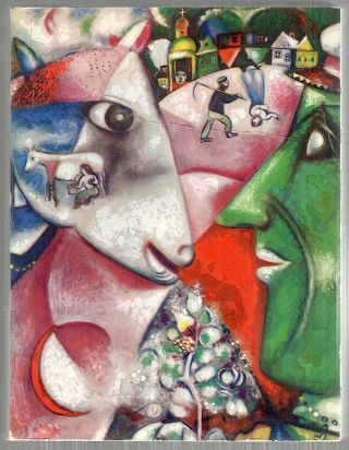 Marc Chagall. Jacques Guérin, introduction.
