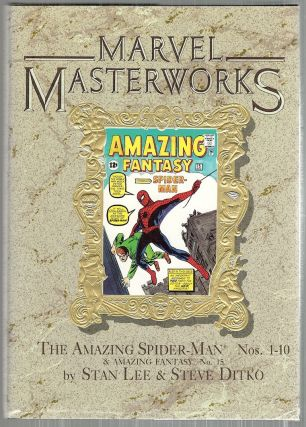 Amazing Spider-Man; Marvel Masterworks. Stan Lee, Steve Ditko