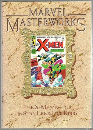 X-Men; Marvel Masterworks. Lee Stan, Jack Kirby