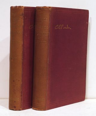 Journals of Major-Gen. C. G. Gordon, C. B., at Kartoum. C. G. Gordon