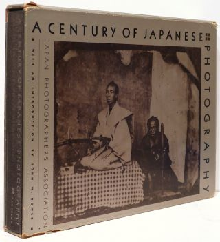 Century of Japanese Photography; Japan Photographers Association. John W. Dower, introduction