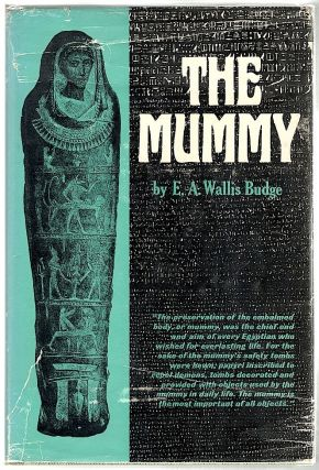 Mummy. E. A. Wallis Budge