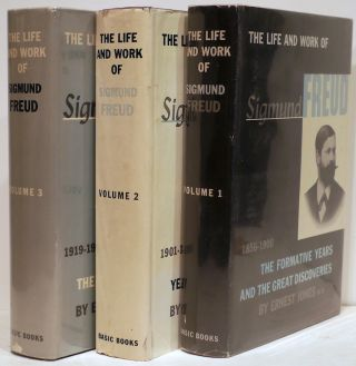 Life and Work of Sigmund Freud. Ernest Jones