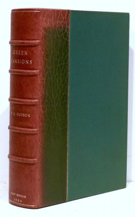 Green Mansions; A Romance of the Tropical Forest. W. H. Hudson
