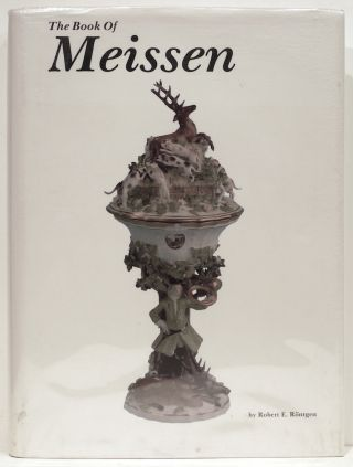Book of Meissen. Robert E. Röntgen