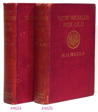 New Worlds for Old. H. G. Wells.