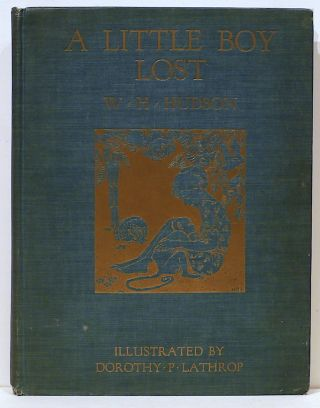 Little Boy Lost. W. H. Hudson