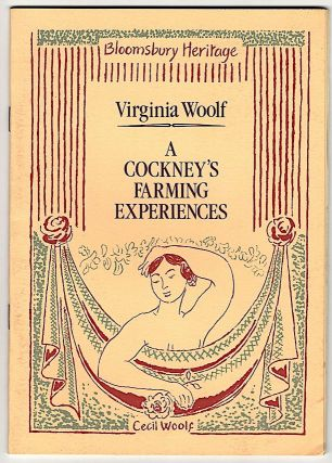 Cockney's Farming Experiences. Virginia Woolf