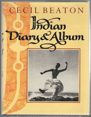 Indian Diary & Album. Cecil Beaton