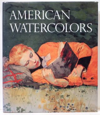 American Watercolors. Christopher Finch