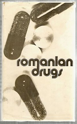 Romanian Drugs; Human & Veterinary Use. Ministry of Chemical Industry, edited.