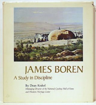 James Boren; Study in Discipline. Dean Krakel