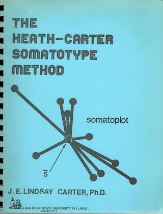 Heat-Carter Somatotype Method. J. E. Lindsay Carter