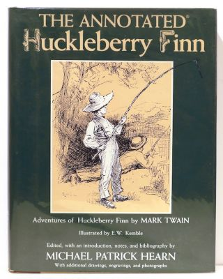 Annotated Huckleberry Finn. Mark Twain